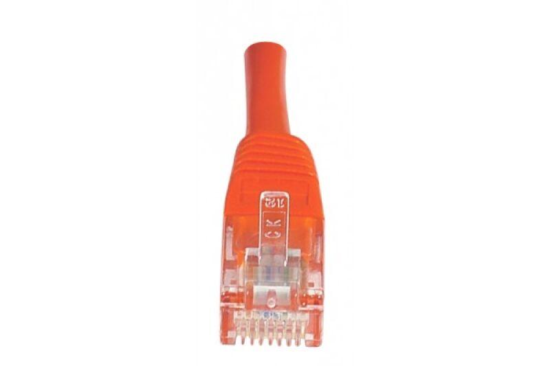 Câble RJ45 CAT5e U/UTP premium Rouge - 10 M