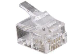 Connecteurs RJ11 4/6 (X10)
