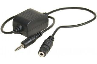 Filtre anti parasites pour haut-parleurs jack 3,5mm