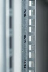 apranet Montant 19', 24 U: (H)1.150 mm, galvanisé