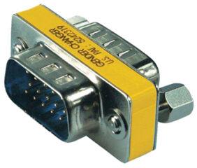 shiverpeaks BASIC-S Mini changeur de genre 15 pôles VGA