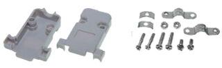 shiverpeaks BASIC-S Capot pour connecteur mâle/femelle Sub-D
