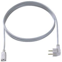 BACHMANN Câble électrique contact de securité, un côte coudé
