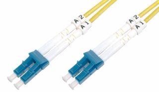 DIGITUS Câble patch à fibre optique, LC Duplex - LC Duplex