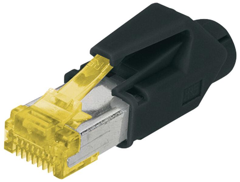 Connecteurs rj45 hirose blind x10 - Connecteur rj45 cat 6 ...