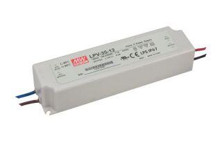 Bloc d'alimentation pour ruban LED - réf. 831582