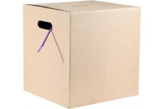 câble monobrin F/UTP CAT6 violet LS0H RPC Dca - 305 m