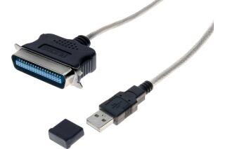 CABLE USB VERS IMPRIMANTE PARALLELE Centronics 36