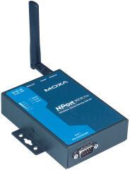 MOXA Serveur de périphériques sans fil, 1 port RS232/422/48