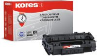Kores toner G1110RBGE remplace hp C9722A, jaune