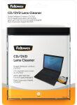 Fellowes Disque nettoyant lecteur CD/DVD, fines balayettes