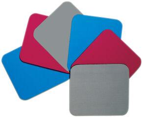 Fellowes tapis de souris standard, en polyestère, noir