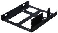 DIGITUS rack amovible pour 2,5' disque dur,2 compartiments