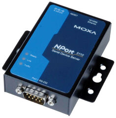MOXA Serveur Serial Device, 1 port, RS-422/485, Nport-5130