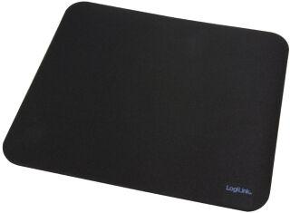 LogiLink Tapis de souris Gaming, noir