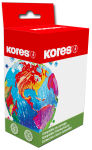 Kores Encre G1522C remplace brother LC-980C/LC1100C, cyan