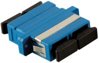 LogiLink Coupleur à fibre optique femelle, 2 x SC-Duplex,