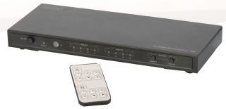 DIGITUS Switch matrice HDMI, résolution vidéo 4K2K