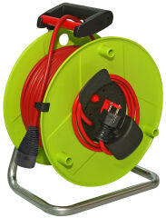brennenstuhl Enrouleur de câble Jardi-40, câble: 40 m
