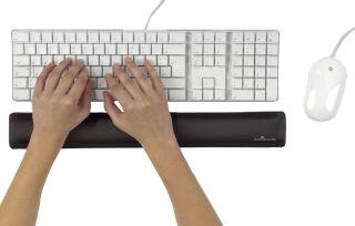 DURABLE Repose-poignet pour clavier, anthracite