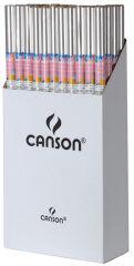 CANSON Film polycristal, présentoir de 50, transparent