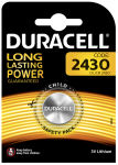 DURACELL pile bouton lithium 'Electronics', 2430, en blister