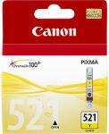 Canon Encre pour Canon PIXMA iP4600, CLI-521, jaune