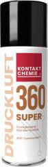 KONTAKT CHEMIE aérosol dépoussierant 360 SUPER, 200 ml