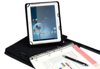 Alassio Organiseur pour tablette PC 'IMPERIA', format A4