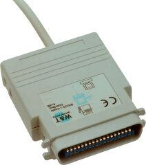 W&T Convertisseur d'interface RS232 - Centronics, 5 KV
