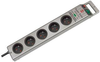 brennenstuhl Prolongateur multiprise 'Super-Solid', 5 prises