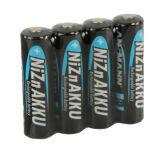 ANSMANN Pile rechargeable nickel-zinc, Mignon AA, 1.500 mAh