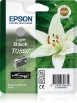 EPSON Encre pour EPSON Stylus Photo R2400, noir clair