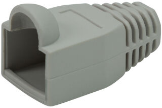 LogiLink Manchon de protection pou connecteur RJ45, vert
