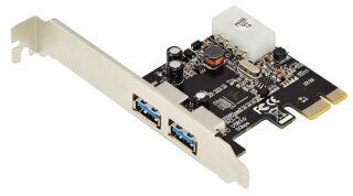 DIGITUS carte PCI-Express USB 3.0, 2 ports