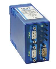 W&T Switch série RS232 pour connecter 2 PC sur un appareil