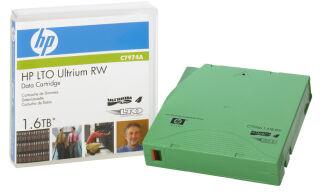 Hewlett Packard DATA Cartridge Ultrium LTO IV, 800/1600 GB