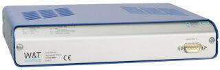 W&T serveur COM Highspeed Office, 1 port, RJ45 10/100BaseTX