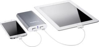 VARTA Batterie de secours mobile 'Powerpack 16000'