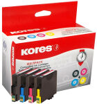 Kores Multipack encre G1616KIT remplace EPSON T1281-T1284