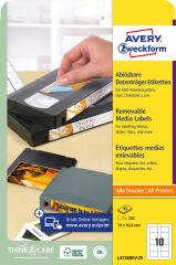 AVERY Zweckform Etiquette Stick+Lift pour disquettes 3,5'