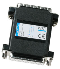 W&T isolant optique RS232 - 1KV, 300 - 19.200 Baud