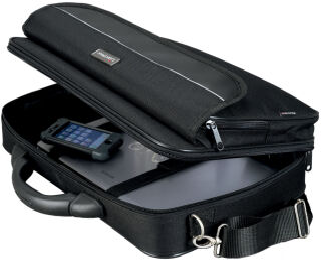 LiGHTPAK Sac pour ordinateur portable 'ELITE', taille L,