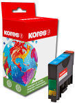 Kores Encre G1627M remplace EPSON T2713, magenta