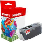 Kores Encre G1510Y remplace Canon CLI-521Y, jaune