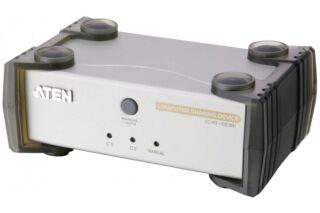 ATEN Commutateur KVM pour port USB , 2 ports, (CS-231)