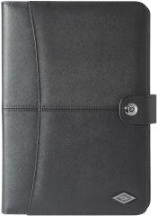 WEDO Organiseur pour tablette PC Accento A5, similicuir,noir