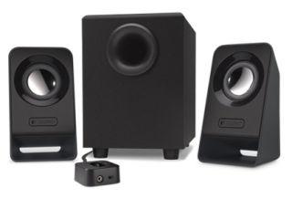 Logitech système haut-parleur 2.1 Z213, noir