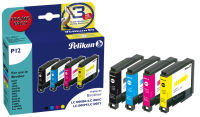 Pelikan Multi-pack encre 4107602 remplace brother LC-980BK/