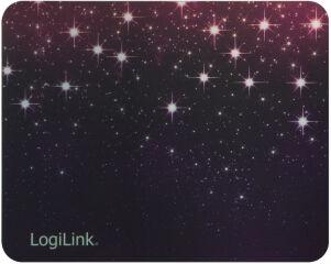 LogiLink Tapis de souris Golden Laser 'Outer Space'